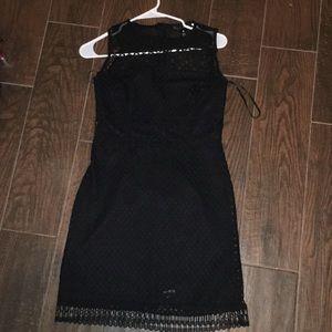 Black dress from bloomingdales